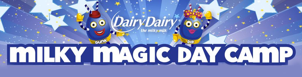 Milky Magic Day Camp
